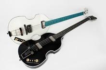Hofner Guitars Eco Violin Bass - Ivory