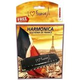 Hohner I love France