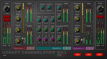 Hornet Plugins Channel Strip MK3