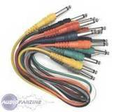 Hosa CPP830 8 Cables Patch J/J 30cm
