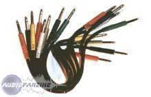 Hosa TTS830 8 Cables Patch TT 30cm