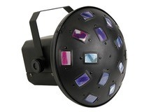HQ Power VDPL300MR Aruzo Mushroom LED RGB 3W
