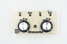 Hungry Robot Modular Attenuverter