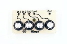 Hungry Robot Modular Mixer