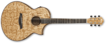 Ibanez AEW40AS
