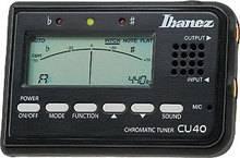 Ibanez CU40 Chromatic Tuner