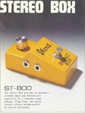 Ibanez ST-800 Stereo Box