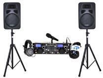 Ibiza Sound DJ-600