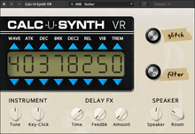 Icebreaker Audio Calc-U-Synth VR