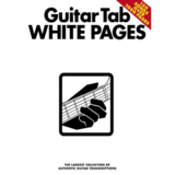 ID Music Acoustic Guitar White Pages
