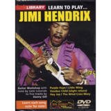 ID Music Lick Library : Learn to play Jimi Hendrix