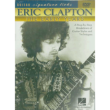 ID Music The Best of Eric Clapton Signature Licks