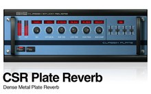 IK Multimedia CSR Plate Reverb