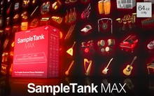 IK Multimedia SampleTank MAX