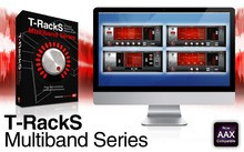 IK Multimedia T-RackS Multiband Series