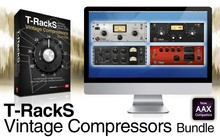 IK Multimedia T-RackS Vintage Compressors