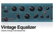 IK Multimedia T-RackS Vintage Tube Program Equalizer