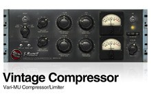 IK Multimedia Vintage Tube Compressor/Limiter Model 670