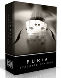 Impact Soundworks Furia Staccato Strings