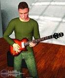 iPerform3D 3D Guitar Learning System