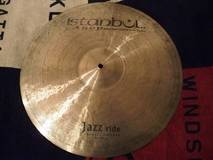 Istanbul Agop Special Edition Jazz Ride 20""