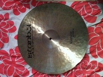 Istanbul Agop Traditional Medium Ride 20""