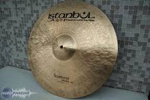 """Istanbul Agop Traditional Sizzle Ride 20"""""""
