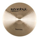 Istanbul Agop Traditional Thin Crash 14""