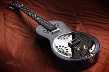 iVee Guitars Parlour Purple