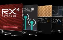 iZotope Studio & Repair w/ RX 4 Advanced
