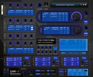 J.Chris Griffin SAW-1 Discovery SawWave Synth
