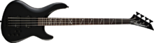 Jackson Chris Beattie Signature Bass