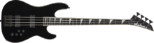 Jackson David Ellefson 4-String Concert Bass - 'Rust in Peace' 20th Anniversary
