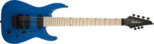 Jackson SLATX-M 3-7 Soloist