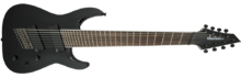 Jackson Soloist Archtop SLAT8 FF