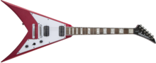 Jackson X Signature Scott Ian King V KVXT