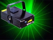 JB Systems space 3 laser