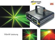 JB Systems Space Color Laser