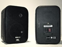 JBL Control One Monitor
