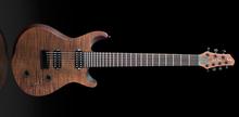 Jericho Guitars Edge 7 - Bolt On