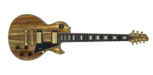Jericho Guitars The Classic 7