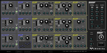 K Brown Synth Plugins CRONUS-s