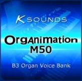 K-Sounds Organimation M50