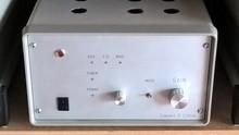 Kallyste Pré-Ampli  5E à Lampes