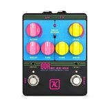 Keeley Electronics DDR – Drive Delay Reverb – 'Hot Neon' Custom Shop Edition