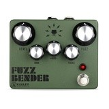 Keeley Electronics Fuzz Bender – Keeley Army Custom Shop Ltd. Edition