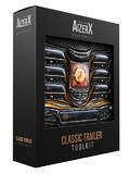 KeepForest AizerX Classic Trailers Toolkit