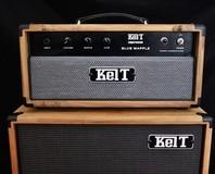 Kelt Amplification Blue Waffle