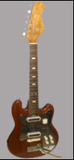 Kent Guitars Model #631 LIDO