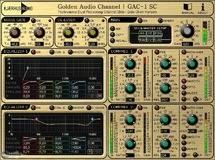 Kjaerhus Audio Golden Audio Channel GAC-1